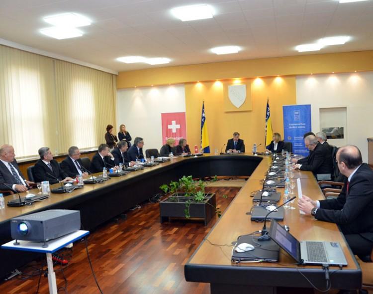 Poticaji za razvoj poduzetničke infrastrukture u FBiH