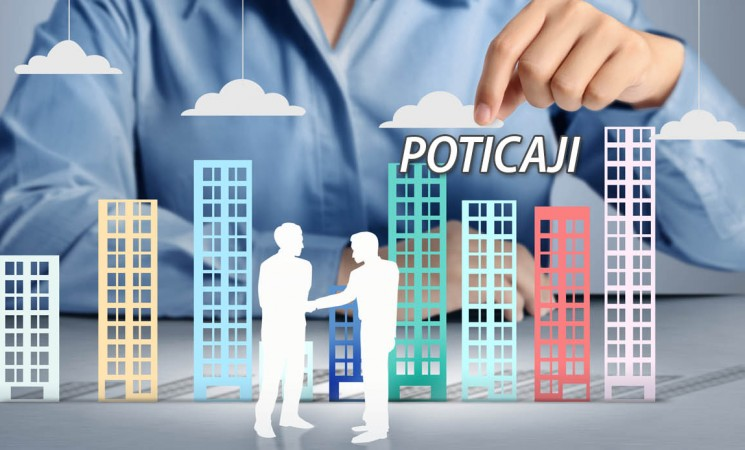 Objava rezultata - mentoring usluge i poduzetničke zone