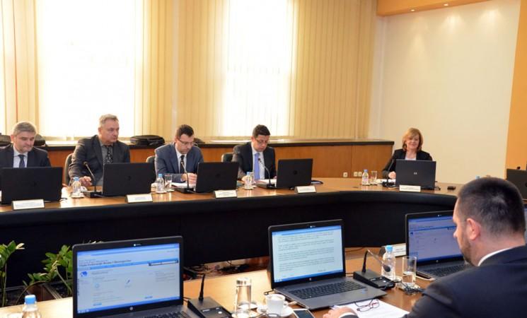Vlada Federacije BiH usvojila informacije o aktivnostima Ministarstva