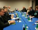 Ministar Zukić se sastao s ministrom Horvatom