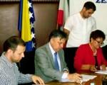 Ministar Zukić potpisao ugovore o financiranju zapošljavanja