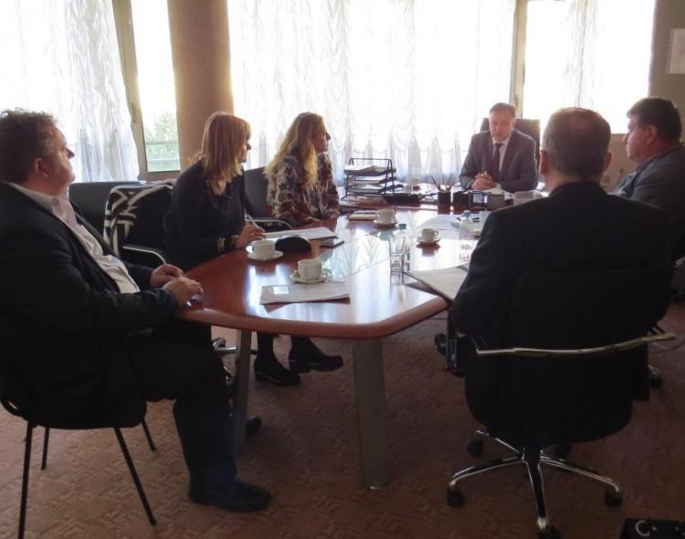 Ministar Zukić održao radni sastanak s predstavnicima CRS BiH