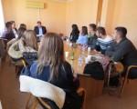 Studenti Ekonomskog fakulteta u posjeti Ministarstvu