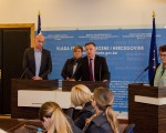 Ministar Zukić se sastao dobavljačima Konzuma