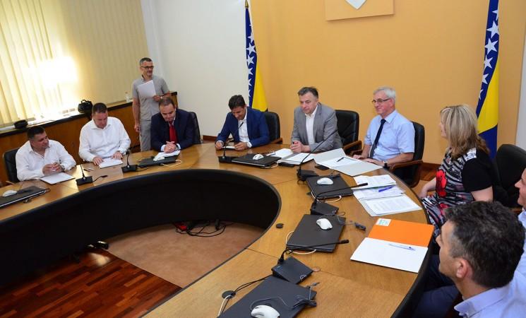 Milion KM za razvoj poduzetničke infrastrukture u FBiH
