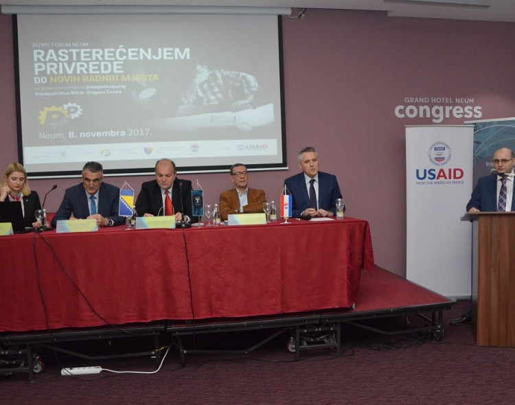 Održan Business forum u Neumu