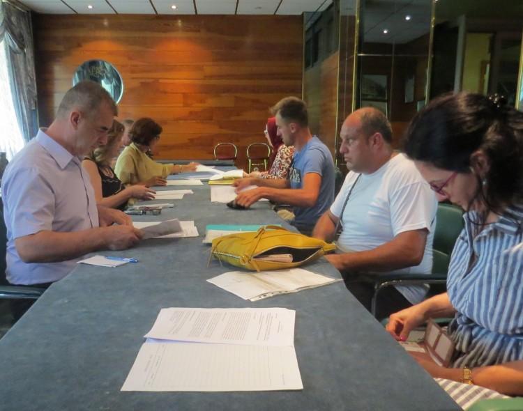 Potpisivanje ugovora - poticajna grant sredstva u 2018. godini