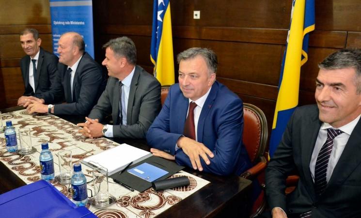 Za izgradnju poduzetničkih zona u 20 općina FBiH 3.747.462,41 KM
