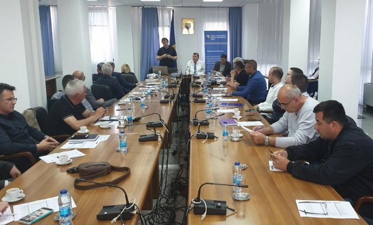 Prednacrt Zakona o unapređenju poduzetničke infrastrukture u Federaciji BiH