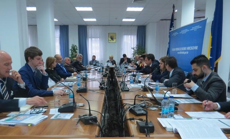 Održan sastanak o značaju primjene EU Akta o malom biznisu (SBA)