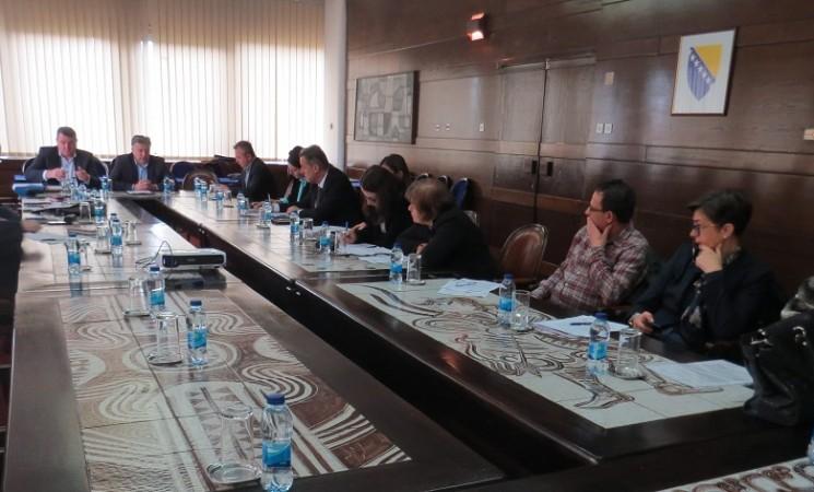 Završeni radni sastanci vezani za unapređenje poduzetničke infrastrukture