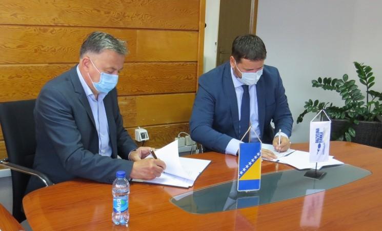 Potpisan Ugovor o nastavku suradnje na realizaciji kreditnih poticaja