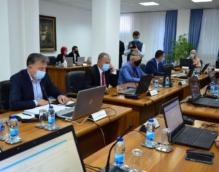 Utvrđen Nacrt zakona o poduzetničkoj infrastrukturi u FBiH