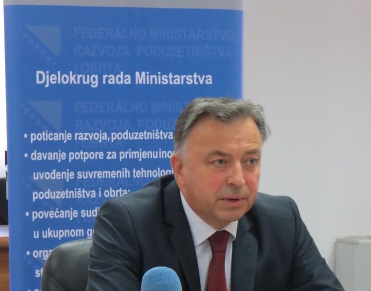 Usvojen Nacrt Zakona o poduzetničkoj infrastrukturi